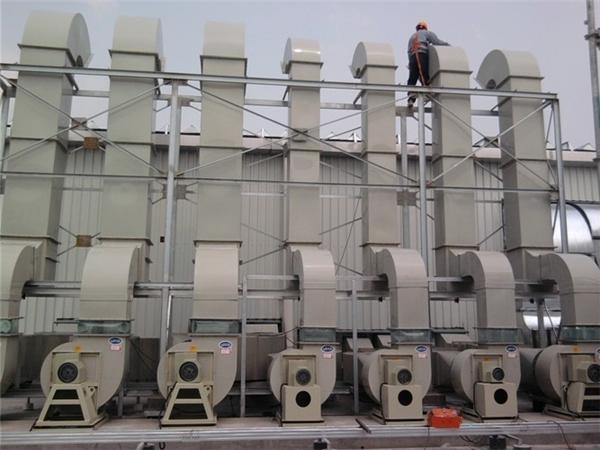 化工實驗室通風系統