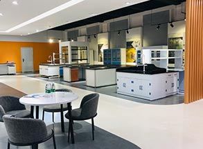 實驗室家具展示